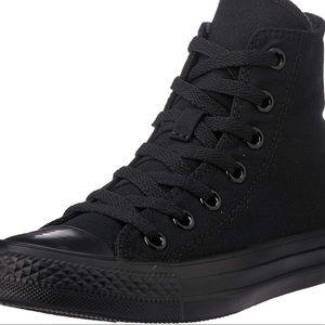 Converse All Star Hi Mono Sneaker Black